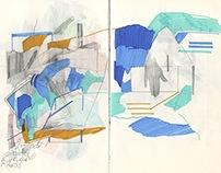 Compositional Sketchbook 2014