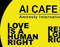 Amnesty International: AI Cafe Event Promotion