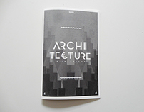 "Edition book ""Architecture"""