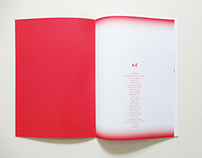 """Edition book """"l'info de l'artiste"""""""