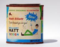 Brilliant Matt Design