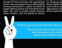 Amnesty International: Human Rights Week Programs
