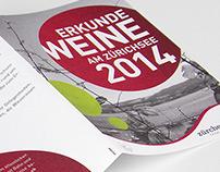 Zürichsee Wein – Erkunde Weine am Zürichsee