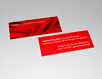 JMDM business cards