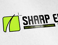 Sharp Edge Lawn Pros Logo