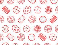 Cookies pattern
