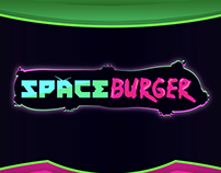 SPACE BURGER GAME