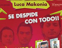 Luca Makonia - Despedida
