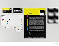 BlkMrkt. Cr8tiv (Branding & Identity)