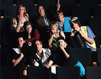 Theater Plakat Programm 2009