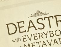 Deastro Poster(s)