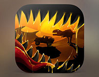 DINO DOMINION iOS Icon