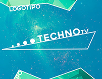 Techno Tv - Corporate visual identity