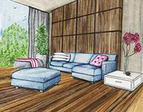 INTA 105 - Sketching & Ideation