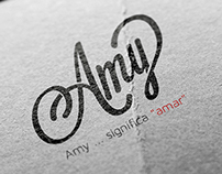 Amy significa amar