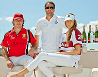 Sand Polo pre-event photoshoot for PR