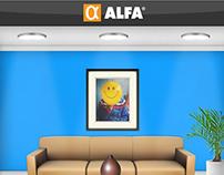 Pisos Alfa App