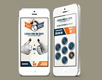 Buffalo Wings: Thumbs War Mobile App