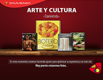 Art and Culture Davivienda