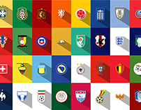 FIFA World Cup 2014 - Teams/Groups