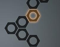 Game UI mockup (2nd year games design)