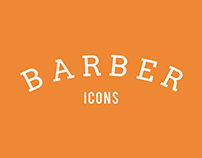 Barber Icons