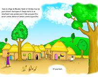 Projet livre enfants au mali tome 2