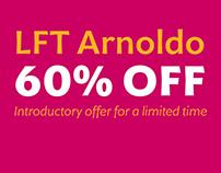 LFT Arnoldo, NEW!
