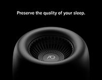 AQ humidifier – 3D&Branding