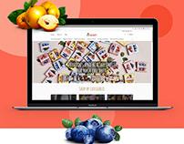 Ricberry e-commerce