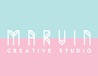 Marvin Creative Studio Logo