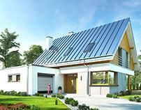 Projekt domu Viking 2