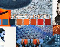 Textile Design: Geo-Mod Collection