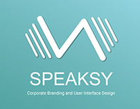 Speaksy Corporate Branding