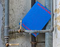 """MILANO IN BMX """"The concrete book"""""""