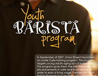 Barista Event Flyer