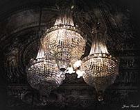 Sous les lustres du Musée d'Orsay