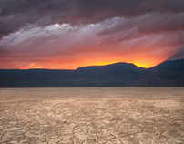 Alvord Desert Sunset