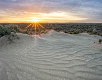 Christmas Valley Oregon Sand Dunes