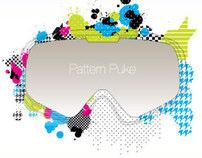Von Zipper Goggle : Pattern Puke