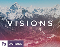 VISIONS Actions And Textures Vol. 2