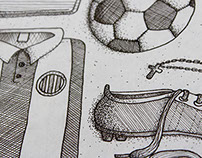 Soccer Sketches