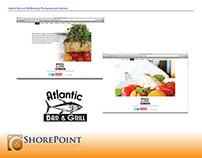Restaurant Branding and Website