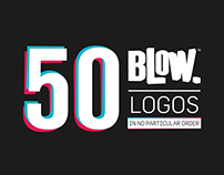 50 Logos by Blow (In no particular order)