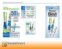 Dental Manufacturer Marketing Design