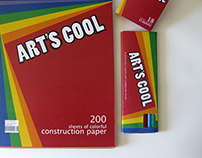 Package Design: Art's Cool