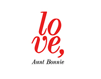Love Aunt Bonnie Graphics Designs  and Illustrations
