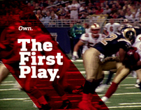 """NFL """"Own The Moment"""""""