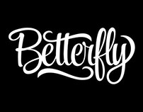 Various Typework: Betterfly