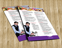 Leaflet - University of Finace Marketing